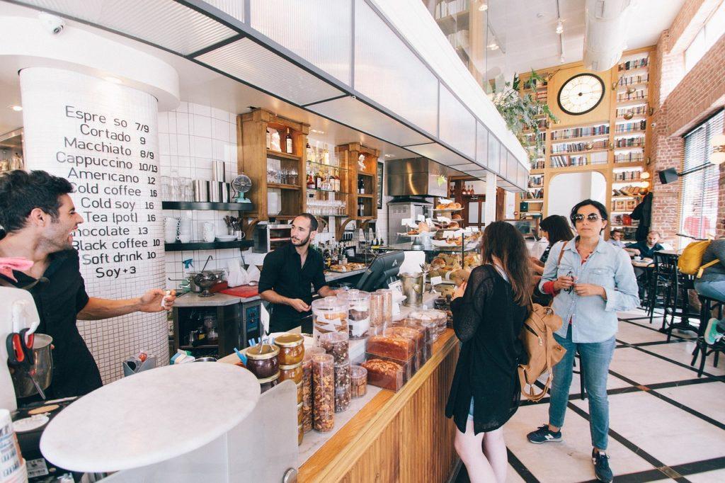 business, establishments, shops