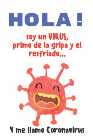 Soy un virus primo de la gripe